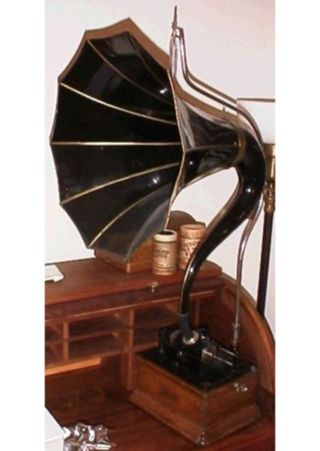 EDISON PHONOGRAPHS Fireside