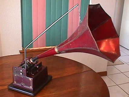 EDISON PHONOGRAPHS Red Gem