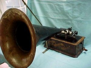 EDISON PHONOGRAPHS Home